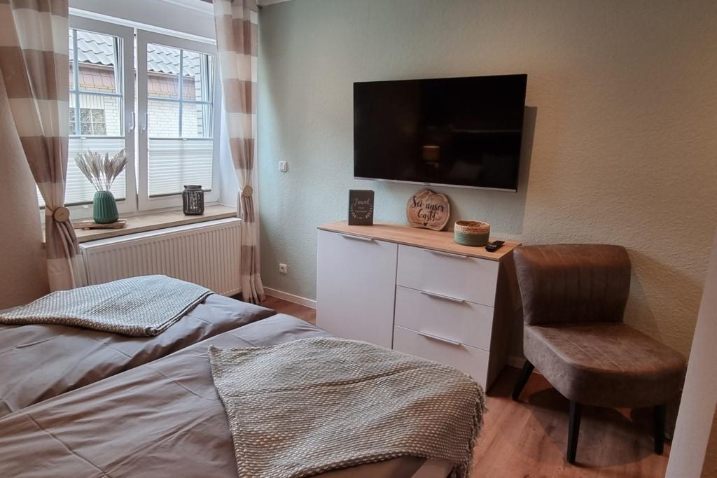 Doppelzimmer | Hof Barrl in Schneverdingen Lüneburger Heide