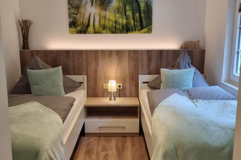 Doppelzimmer | Hof Barrl in Schneverdingen/Lüneburger Heide