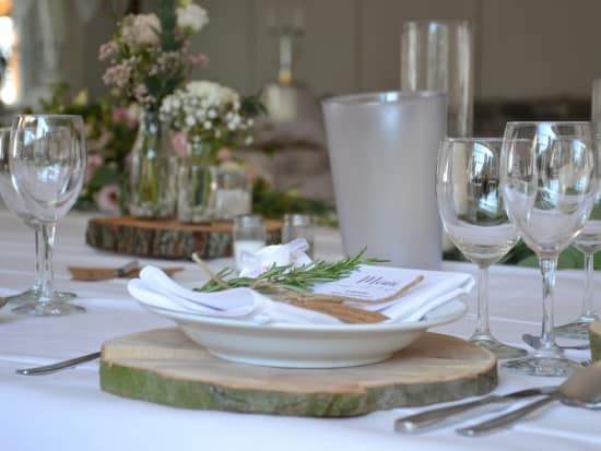 Hochzeitsfeiern im Hotel Restaurant Hof Barrl