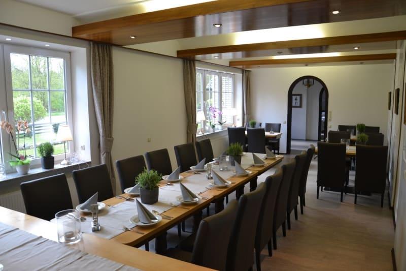 Innenansicht - Restaurant Hof Barrl, Schneverdingen