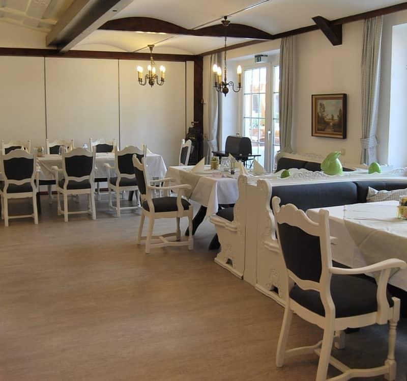 Gastraum - Restaurant Hof Barrl, Schneverdingen (Lüneburger Heide)